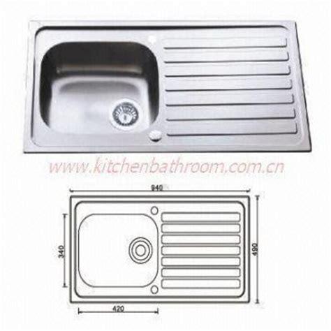 sinks stainless steel sinks kitchen sink single bowl