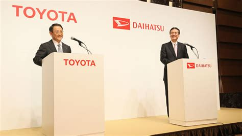 Joint Daihatsu Xenia daihatsu now wholly owned by industry toyota