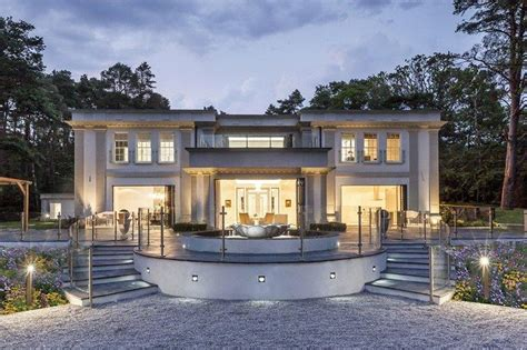 dream home  cool    virginia water