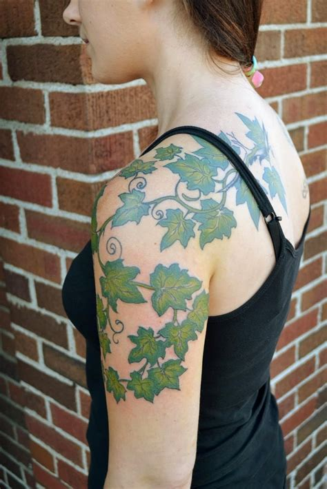 ivy tattoos tattoos askideas
