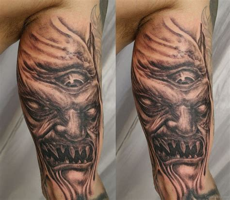 demonic tattoos designs tattoos designs pictures page 2