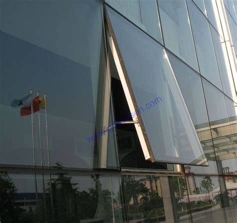 Curtain Wall Structural Glass Glazed Walls Aluminum