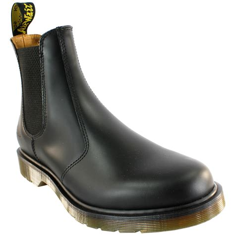 Dr Martens Low Boots 1 womens dr martens airwair leather chelsea boot low heel