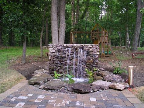 backyard features 17 best images about water features on pinterest copper