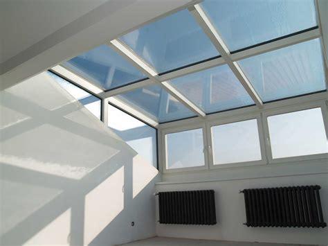 Wintergarten Dachverglasung