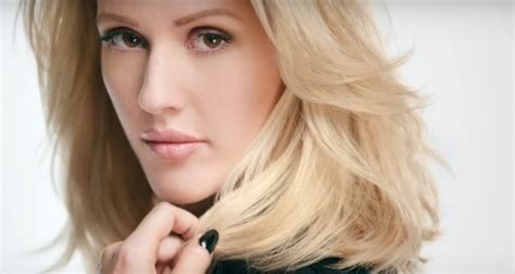 commercial model pantene pantene pro v ellie goulding strong is beautiful