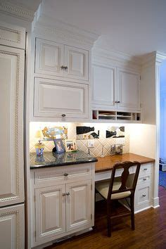 Small Desk For Kitchen Kitchen Organization With Pantry Storage Jars Concrete Countertops White Cabinets And Countertops