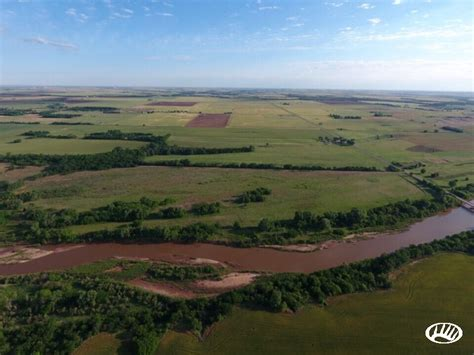 Great Hunting Property On The Salt Fork River Bottom In Oklahoma   Lamont   Whitetail Properties