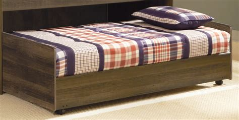 Juararo Twin Loft Caster Bed From Ashley B251y 68b B100 Loft Caster Bed