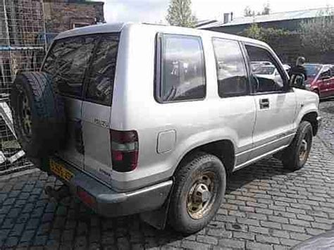 Isuzu Diesel Conversion Thread 1992 Isuzu Rodeo Diesel Car Interior Design