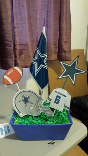 cowboy themed centerpieces 21 best images about dallas cowboys on fields