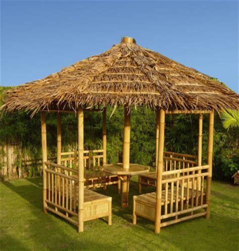 pavillon bambus pavillon 3