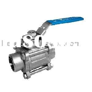 Valve Ss316 Type 3 Pc Drat Dia 1 4 weld end butterfly valve weld end butterfly valve