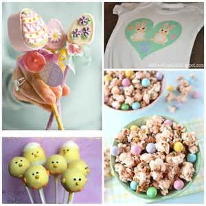 12 easter ideas food and crafts
