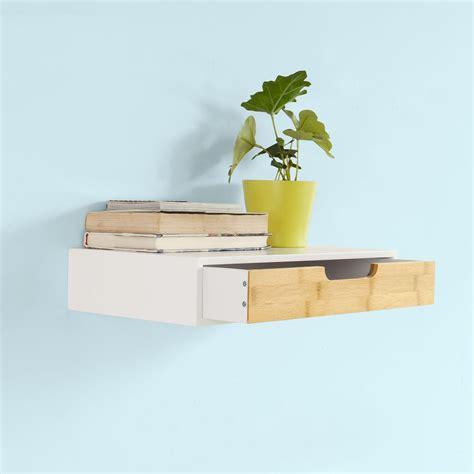 sobuy wall shelf storage display shelving floating shelf