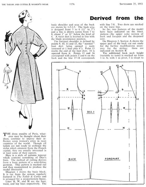 pattern drafting manual 956 best images about diy sewing pattern drafting 1 on