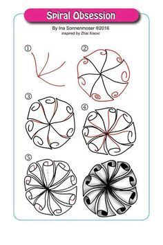 doodle meaning spiral how to draw paisley flower 06 by quaddles roost on