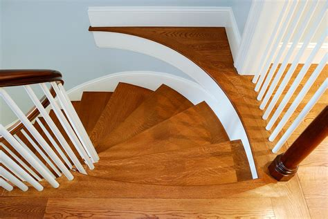 Installing Hardwood Flooring On Stairs Wood Stairs Install Molton Flooring