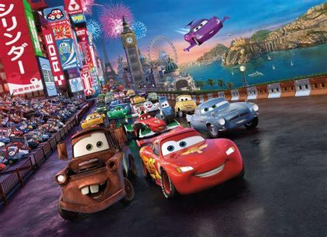 disney pixar cars out for a spin disney presents a pixar film cars disney book group cars 2