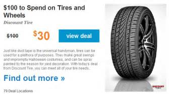 Car Tires In Walmart Walmart Tire Discount Coupons Save Even More When