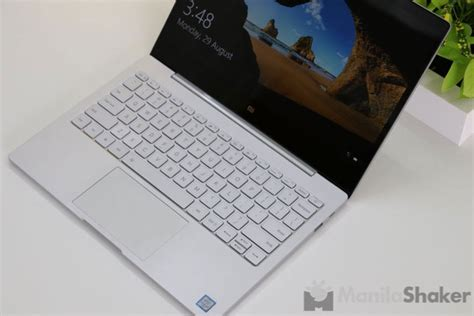 Xiaomi Mi Notebook Air 12 5 Inch Slim Original New 100 Bergaransi xiaomi mi notebook air 12 5 inch review