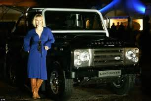 90s land rover land rover defender rolls production line in