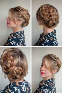 braids updo for hairstep by step 30 braids in 30 days day 6 hair romance