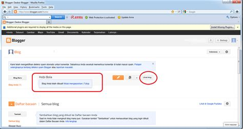 cara membuat blog menarik pengunjung cara mudah membuat blogger blog gratis di blogspot