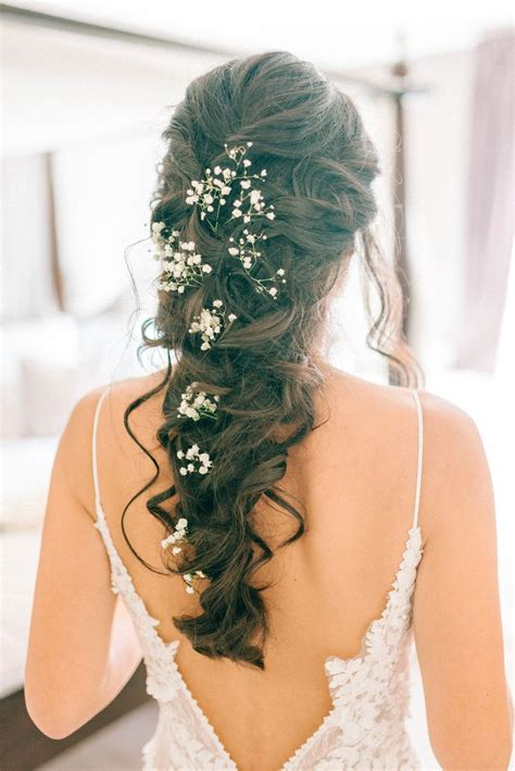 Wedding Hairstyles For Hair Braids by Best 25 Wedding Braids Ideas On Braided