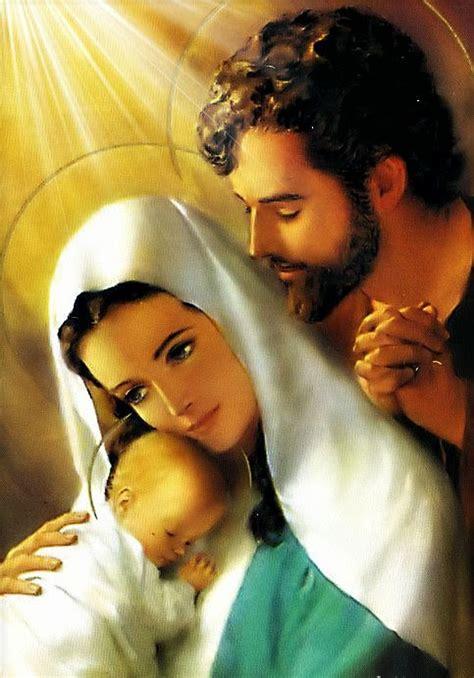 imagenes de jesus y maria juntos parroquia bajadilla algeciras la sagrada familia de