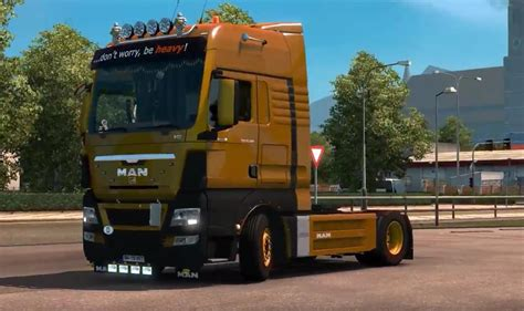 Truck Cabins by Tgx Reworked By Madster Truck Cabin Dlc V2 1