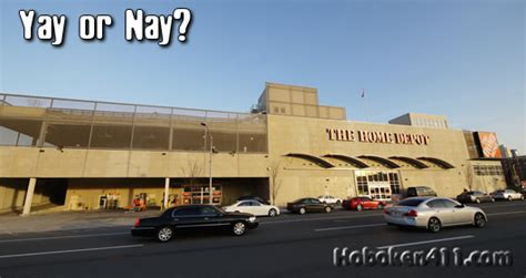 home depot 180 twelfth st jersey city nj 07310 near
