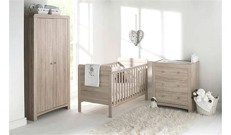 east coast fontana nursery furniture roomset nursery