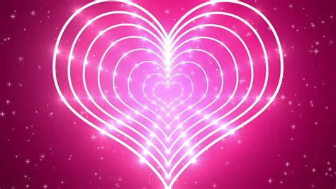 pattern formation heart 3d flowers in heart formation on a pink background with