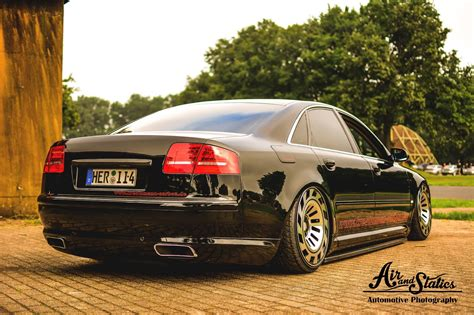 Audi A8 D3 Tuning by Audi A8 D3 Certainly Looks Different With Custom Wheels
