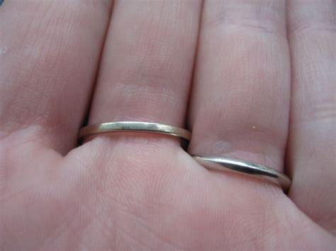 silver vs white gold e ring weddingbee