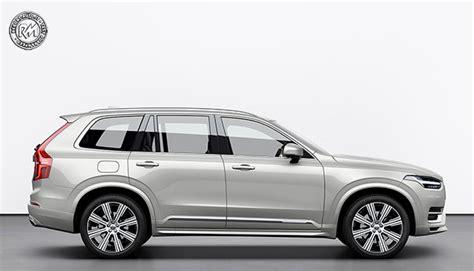 Volvo Xc90 Model Year 2020 by Tempo Di Restyling Per La Nuova Volvo Xc90 2020