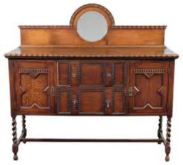 Antique Sideboards And Buffets by Antique Oak Jacobean Barley Twist Buffet Sideboard