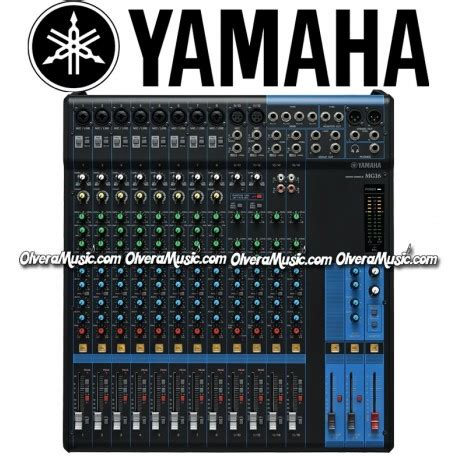 Audio Mixer Yamaha 16 Channel yamaha 16 channel mixer olvera