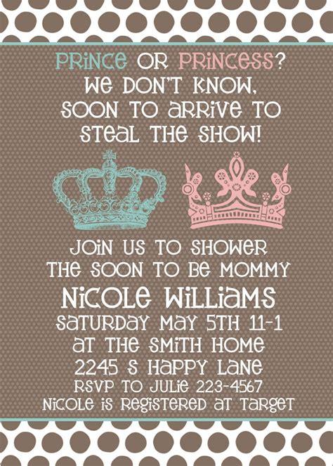 Unknown Gender Baby Shower by Baby Shower Invitation Neutral Gender Unknown Shower