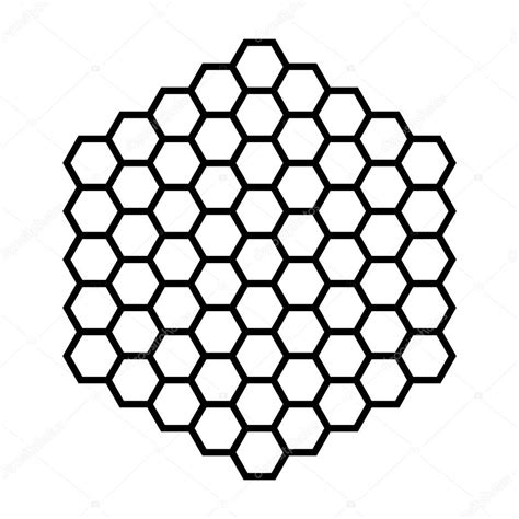 hexagonal pattern stock vector hexagon pattern field stock vector 169 kilroy 65686027