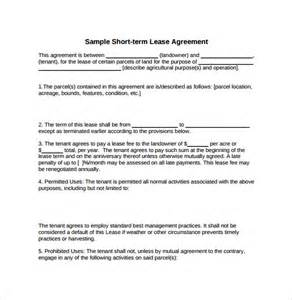 simple lease agreement 7 download free documents in pdf