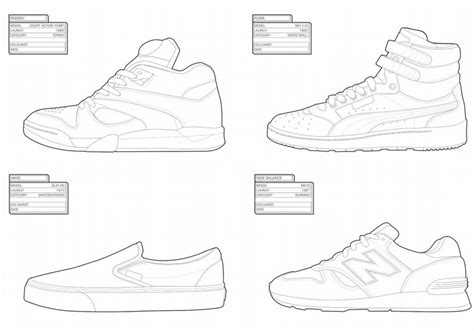 sneaker coloring book surl sneakers cinq livres pour devenir addict
