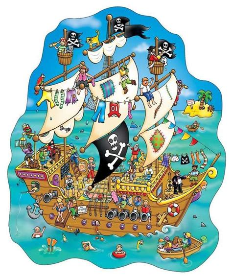 ship jigsaw puzzles pirate ship jigsaw puzzle from jigsaw puzzles direct