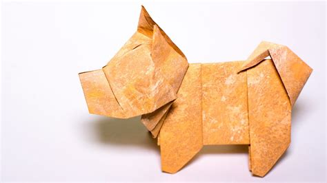 Origami Bone - easy origami bone tutorial origami handmade