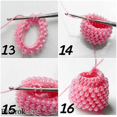 bead crochet tutorial 360 best crochet images on