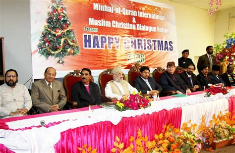 merry christmas celebration 2008 minhaj ul quran
