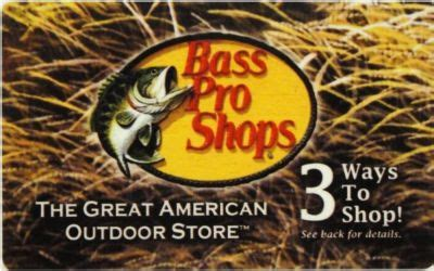 Bass Pro Gift Card Value - trading cards antique price guide
