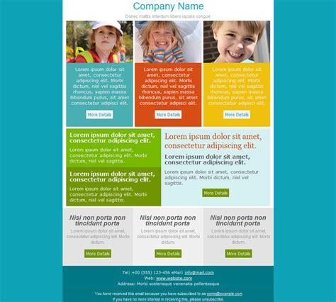 find newsletter template