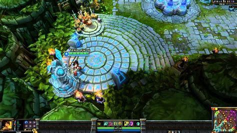 layout game league of legends tutorial in game screen layout youtube